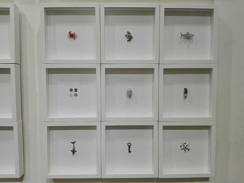 Petits Relats de Josep Maria Compte. Col·lecció: homenatge a alguns artistes