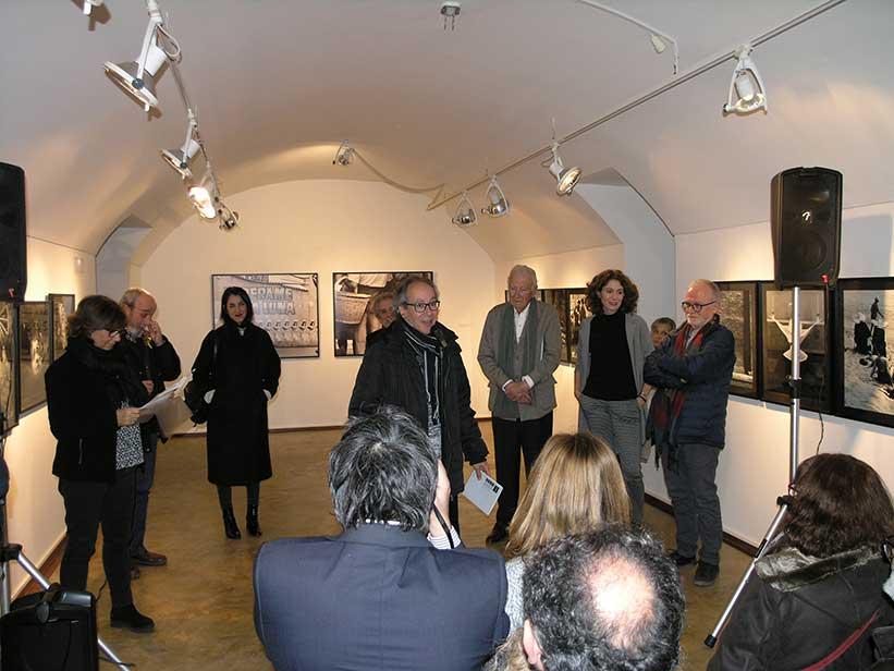 Petits Relats de Josep Maria Compte. Inauguració