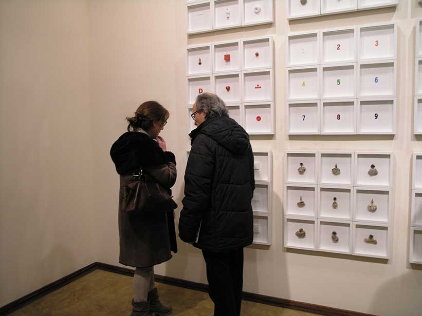 Petits Relats de Josep Maria Compte. Visites