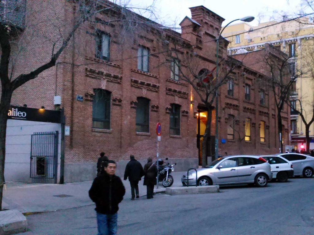 Centro Cultural Galileo Madrid