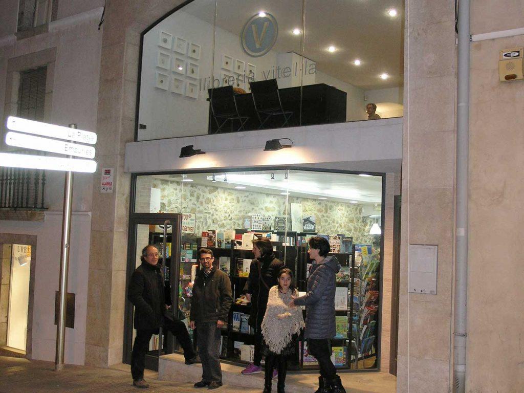 Exposició Llibreria Vitel·la