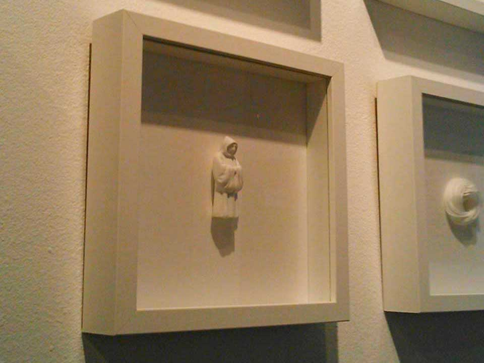Josep M. Compte. Art objectual. Detall.