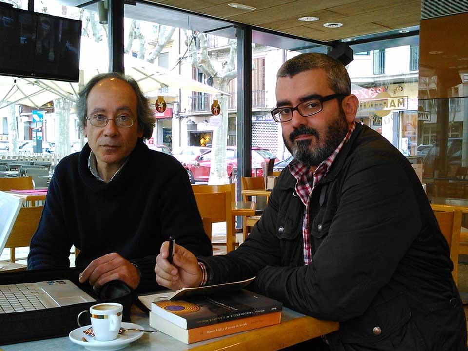 Eudald Camps entrevisa a Josep Maria Compte