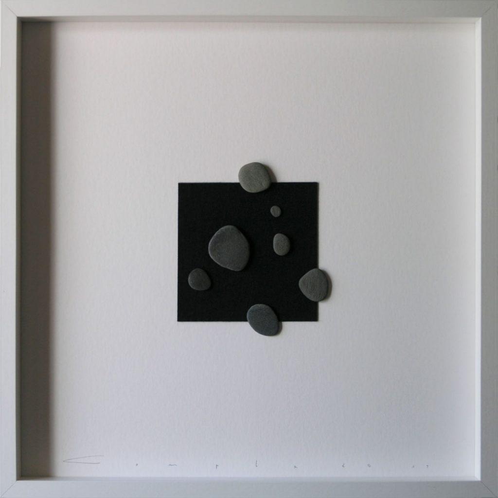 Artpiece: 9 Days of Creation - black holes