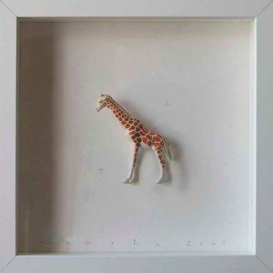 Artpiece: Colors & Animals III - Spotted - Giraffe