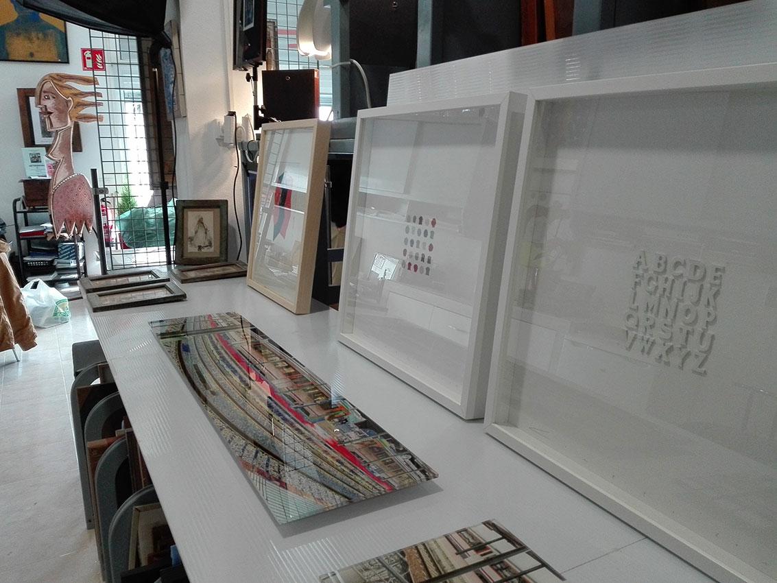 Exposició Mix Art Col·leccions amb obres de Josep Maria Compte