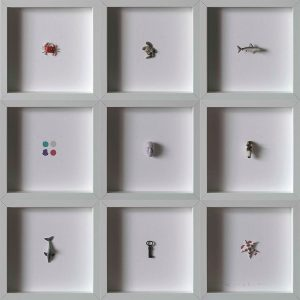 Collection Homage to some artsists by Josep Maria Compte