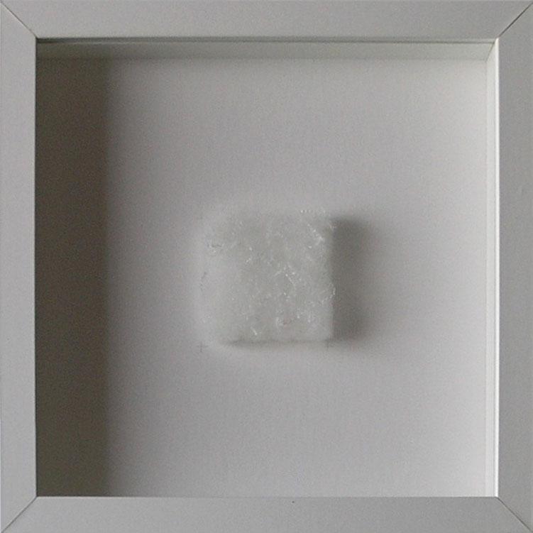 Artpiece: Distilling molecules - Fibres II