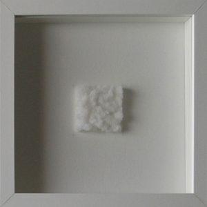 Artpiece: Distilling molecules - Fibres III