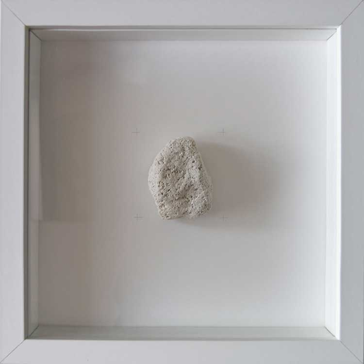 Artpiece: Shapes and Textures 1 - Pumice 1