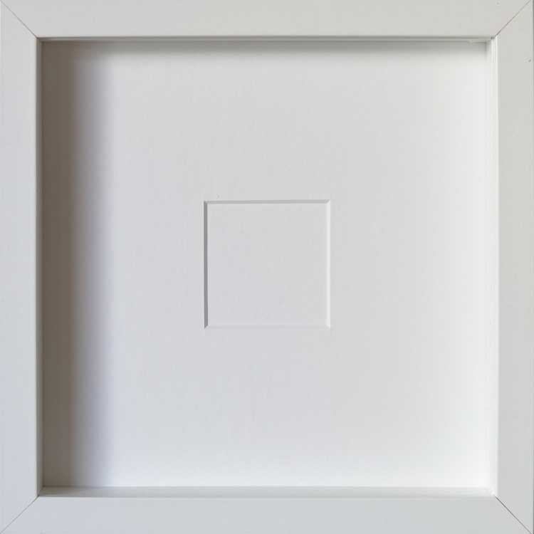 Artpiece: Ideas and thoughts - Empty square