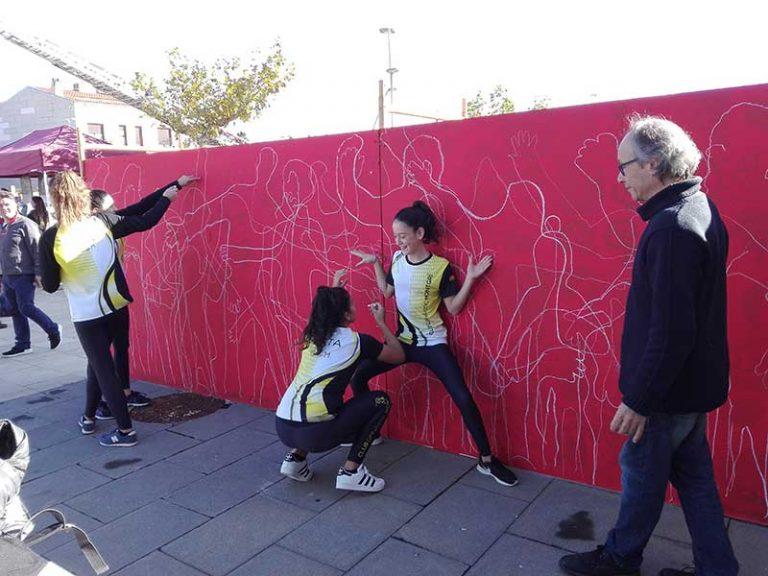 Moment de l'Acció Figura i Perfil ideada per Josep Maria Compte
